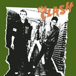 The Clash album cover