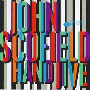 Hand Jive album cover