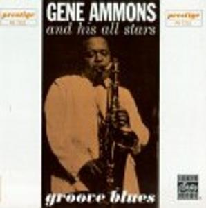 Groove Blues album cover
