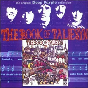 The Book Of Taliesyn (Exp) album cover