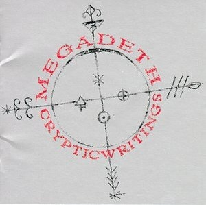 Cryptic Writings album cover