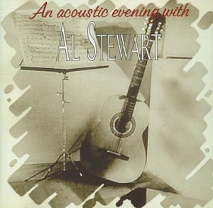 Acoustic Evening With Al Stewart album cover