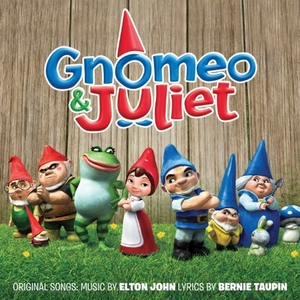 Gnomeo & Juliet (Original Soundtrack) album cover