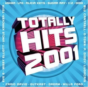 Totally Hits 2001 album cover