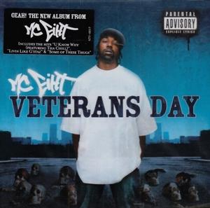 Veterans Day album cover