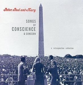Songs Of Conscience And Concern album cover