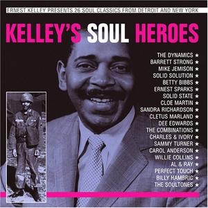 Kelley's Soul Heroes album cover