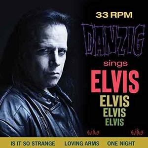 Sings Elvis album cover