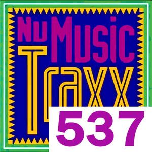 ERG Music: Nu Music Traxx, Vol. 537 (December 2020) album cover