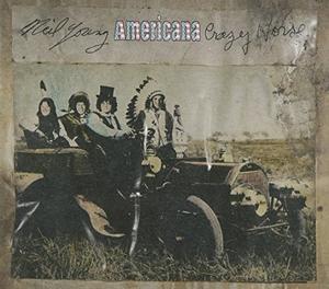 Americana album cover