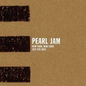 Live: 07-08-03 New York, NY album cover