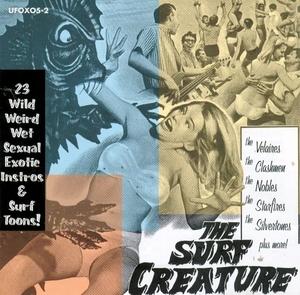 Surf Creature album cover