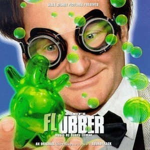 Flubber: An Original Walt Disney Records Soundtrack album cover