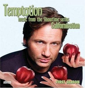 Temptation: Music From The Showtime Seri... album cover