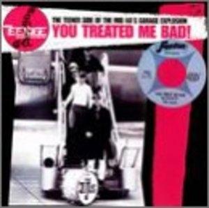 Teenage Shutdown: You Treated Me Bad album cover