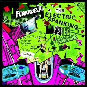 The Electric Spanking Of War Babies album cover