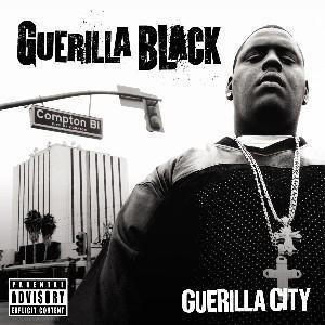 Guerilla City album cover