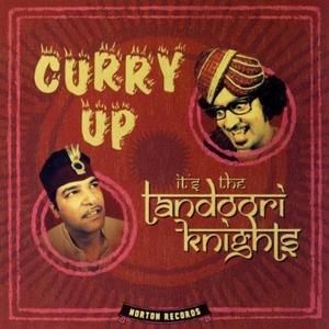 Curry Up album cover