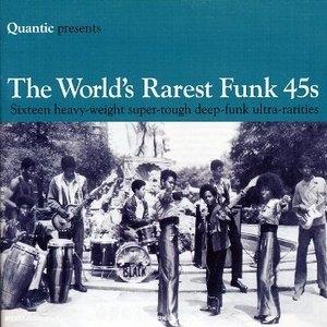 Quantic Presents: The World's Rarest Funk 45s album cover
