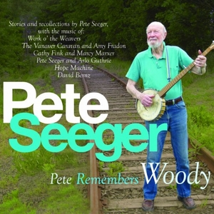 Pete Remembers Woody album cover