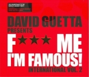 F*** Me I'm Famous! (Inte... album cover
