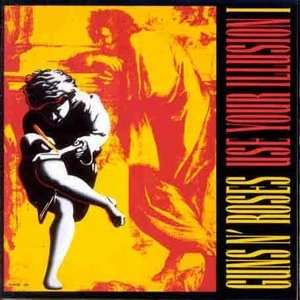 Use Your Illusion I album cover