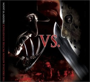 Freddy vs. Jason (Soundtrack) album cover