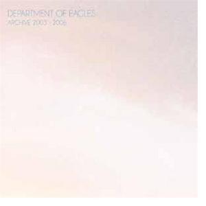 Archive 2003-2006 album cover
