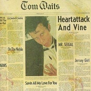 Heartattack And Vine album cover