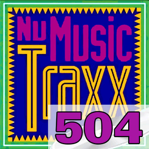 ERG Music: Nu Music Traxx, Vol. 504 (August 2019) album cover