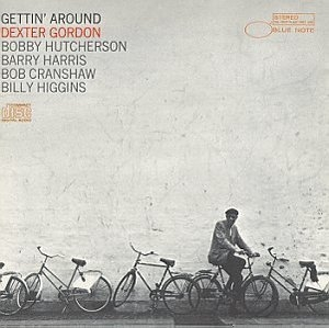 Gettin' Around album cover