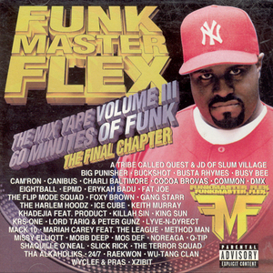 The Mix Tape Vol.III: 60 Minutes of Funk, The Final Chapter  album cover