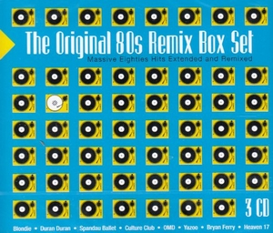 The Original 80s Remix Box Set: Massive Eighties Hits Extended and Remixed album cover