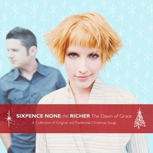 The Dawn Of Grace album cover