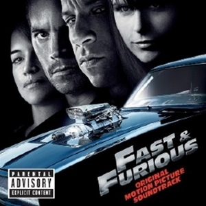 Fast And Furious: Original Motion Picture Soundtrack album cover