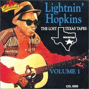 The Lost Texas Tapes Vol.1 album cover
