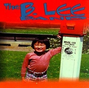 The Bruce Lee Band album cover