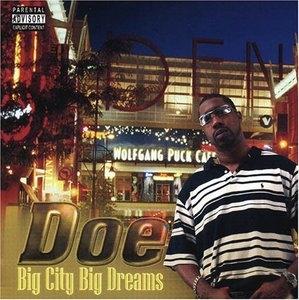 Big City Big Dreams album cover