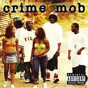 Crime Mob album cover