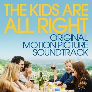 The Kids Are All Right: Original Motion Picture Soundtrack album cover