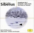 Sibelius: Symphony No.2, ... album cover