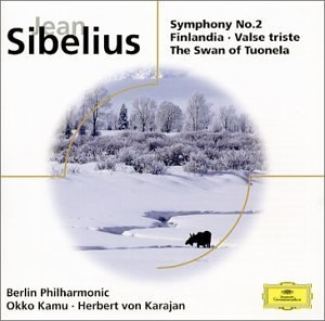 Sibelius: Symphony No.2, Finlandia, Valse Triste, The Swan Of Tuonela album cover