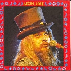 Leon Live album cover