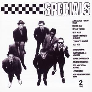 The Specials album cover