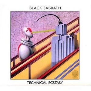 Technical Ecstasy (Remastered) album cover