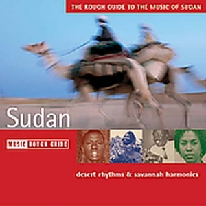 The Rough Guide To The Music Of Sudan album cover