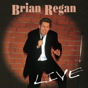 Brian Regan Live album cover