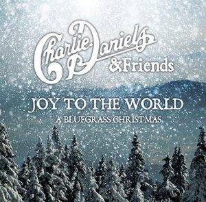 Joy To The World: A Bluegrass Christmas album cover