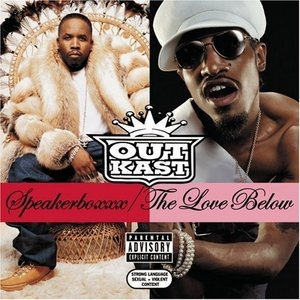 Speakerboxxx + The Love Below album cover