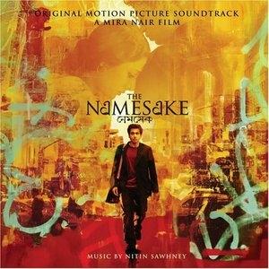 The Namesake: Original Motion Picture Soundtrack album cover